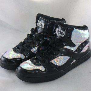Gotta Flurt SLAM III Iridescent Dance Sneakers